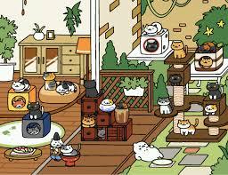 Neko Atsume Maximum Cats W670 H516