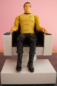 Star Trek Captains Chair by The Collective Dst Announces New Tos Ship Toys U0026 Figures Review