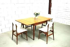 Retro Dining Room Sets Tables Table Vintage Suite