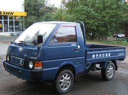 1991 Nissan Vanette Truck Pictures, 2000cc., Gasoline, Manual For Sale