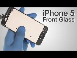iPhone 5 Screen Glass ly Replacement Repair using Octopus LOCA