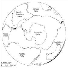 Pin Antarctica Clipart Blank 9