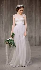 77 Romantic Wedding Dress Grey Ballet Inspired Prom Rustic Lace Gown