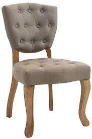 esszimmerstuhl taupefarben polsterstuhl küchenstuhl stuhl