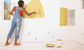 Painting On Interior Wall