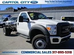 100 Used Ford Super Duty Trucks For Sale 2016 F550 DRW XL In Indianapolis