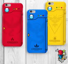 Pokedex Phone Case Pokemon Go Phone Case Pokemon Phone
