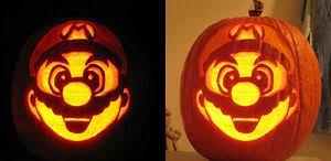 Pac Man Pumpkin Pattern by Pumpkin Carving Of Pacman Patterns Patterns Kid