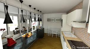 cuisine semi ouverte cuisines semi ouvertes 2 propositions d aménagement maison travaux