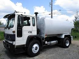 1997 Volvo FE7 Gasoline / Fuel Truck For Sale | Knoxville, TN ...