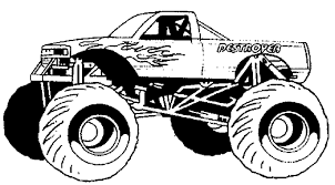 Bigfoot Monster Truck Coloring Page Printable Pages 4 | COLORING ... Monster Truck Coloring Pages Printable Refrence Bigfoot Coloring Page For Kids Transportation Fantastic 252169 Resume Ideas Awesome Inspiring Blaze Page Free 13 Elegant Trucks Hgbcnhorg Of Jam For Grave Digger Drawing At Getdrawingscom Online Wonderful Grinder With Ovalme New Scooby Doo Collection Latest