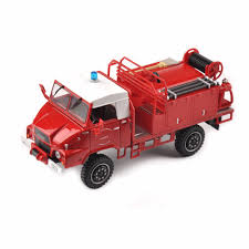 Cheap Toys 1/43 Scale Collection Fire Engine Truck Model Vehicle Toy ...