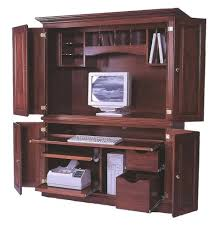 Sauder Edge Water Computer Desk With Hutch by Desk Armoire Desk Excellent Sauder Computer Desk Armoire With
