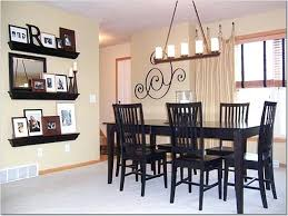 Dining Room Art Ideas A Cool Simple Wall Decor