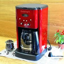 Red Coffee Maker Walmart Makers Sale Mr