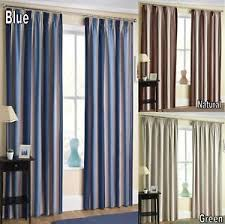 Thermal Lined Curtains Ireland by Twilight Thermal Backed Curtains Tape Top Three Tone Striped