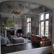 homely design mirror tiles for wall with antique creating decoration