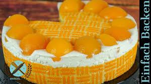 aprikosen kracher torte