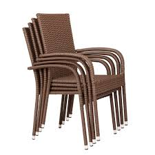 Patio Sense Morgan Stacking Patio Dining Chair (Set Of 4) - Walmart.com Patio Chairs At Lowescom Contemporary Ding Chair Stackable Recyclable Product And Modern Lowes Round And Ding Outdoor Costco Alinum Depot Noble House Dover Multibrown Stackable Wicker Chair Mercury Row Corrales Stacking Reviews Wayfair Plastic Herman Miller California White Furnish Vifah 3d 2 Included In Outdoor Chairs Backydinajarcom Trade Winds Restaurant With Centauro Cantilever Couture