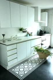 tapis pour cuisine tapis carreaux de ciment cuisine tapis de cuisine style carreaux de