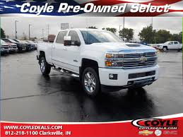 2017 Chevrolet Silverado 2500 For Sale Nationwide - Autotrader