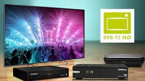 dvb t2 hd receiver antenne fernseher kosten audio