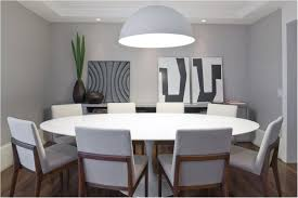 Furniture Round Dining Room Table For 6 Small And Chairs White Set