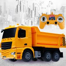 100 Large Dump Trucks US 2081 25 OFF2019 RC Toy 4CH Remote Control Big Truck Loaded Sand Vehicle Toys 126 Scale Children Newborn Toddler Baby Girl Boy Toysin RC