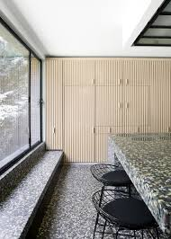 100 Design House Interiors Villa Kaplansky Frederik Vercruysse Photographer Nest Terrazzo
