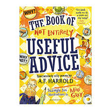 Useful Advice To For Your Buy Send The Book Of Not Entirely Useful Advice Ferns N Petals