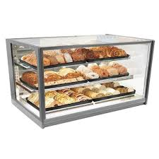 Countertop Dry Bakery Display Case