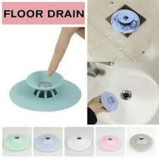 details zu silikon küche abflussstopper badewannen stöpsel waschbecken ablauf spüle 1 4stk