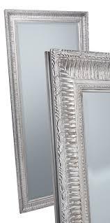 design wandspiegel silber 180x80cm spiegel silber