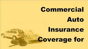 Commercial Auto Insurance Coverage For Fleets Can Save You Money ...