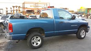 100 2003 Dodge Truck Parting Out Ram 1500 47L V8 45RFE 4x4 Subway