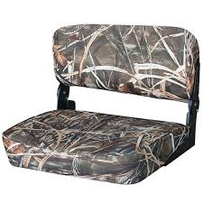 Wise® Folding Duck Boat Bench Seat, Mossy Oak Break - Up ... Wise 8wd135ls Pro Style 1 Clam Shell Fishing Seat Seats Boat Blastoff Tour Series Folding Jon Ranger Bass Clearance Sale Weekender Fish N Ski Highback Folddown Low Back White 3313710 Boat Chair 28 Images Bennington Ptoon Captains Toback Lounge Wise Kimpex Canada Chair Brookerpalmtrees