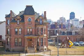100 Victorian Property 1885 Brush Park Mansion Now Rental Property Sells For