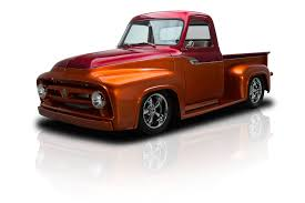 100 1953 Ford Truck 135236 F100 RK Motors Classic Cars For Sale