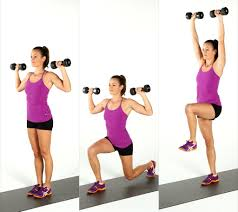 Reverse Pec Deck Flyes With Dumbbells by Lying Chest Fly Weight Training For Women Dumbbell Circuit