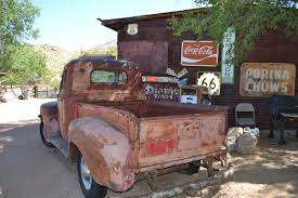 100 Whittemore Truck And Trailer Old Ford Truck Hackberry General Store On Route 66 In Arizona