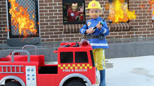 Fireman Sam And His Fire Engine Truck Saves Iron Man From His ... Monster Truck Toy And Others In This Videos For Toddlers 21 Fire Engines Responding Best Of 2014 Youtube Vs Crazy Dinosaur Future Rescue Power Wheels Race Policeman Sidewalk Cop Vs Fireman Tow Children Tows A Car After Big Song Little Red Cartoon Videos For Kids Animal Video Youtube Shark Stunts S Lego City 60061 Airport Fire Truck Review Ultimate On Compilation 1 Hour Trucks The Hour Compilation Incl Ambulance