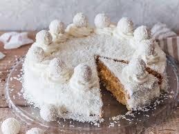 raffaello torte cremig lecker einfach selbstgemacht