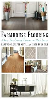 Tile Flooring Ideas For Dining Room by Farmhouse Flooring Ideas For Every Room In The House Atta Says