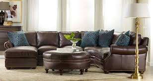 Bradington Young Leather Sectional Sofa by Choosing The Right Leather Bradington Young