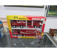 Buddy L Coca Cola Truck Set Rare Vintage 1950s 50 Buddy L Cocacola Coke Delivery Truck Baby Piano And Vintage Buddy Dump Truck Cacola Pressed Steel Delivery Model By Cacola Trucks Trailers 1979 Set In Box Trucks For Sale Pictures Coca Cola Gmc 550 Cab Circa 1960 Coca Cola Wbox Mack Collectors Weekly Japan Complete Whats It Worth 43 Paper Plates Cups With Lids Images Toy