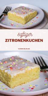 zitronenkuchen vom blech