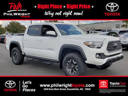 New 2018 Toyota Tacoma For Sale | Russellville AR | 3TMCZ5AN8JM180966 2016 Tacoma Trd Offroad Double Cab Long Bed King Shocks Camper 2007 Toyota Prerunner Abilene Tx Used Car Sales Premier Trucks Vehicles For Sale Near Lumberton Mason City Powell Wy Jacksonville Fl New Models 2019 20 Top Of The Line Crew Pickup For Baldwinsville 2017 Latham Ny 5tfsz5an2hx089501 2018 Sr5 One Owner No Accidents In Tuscaloosa Al 108 Cars From 3900