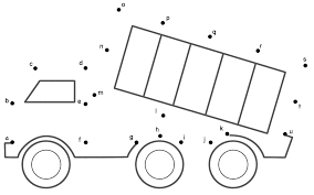 Join The Dots For Drawing By Tracing | Printable Shelter Dump Truck Coloring Page Free Printable Coloring Pages Drawing At Getdrawingscom For Personal Use 28 Collection Of High Quality Free Cliparts Cartoon For Kids How To Draw Learn Colors A And Color Quarry Box Emilia Keriene Birthday Cake Design Parenting Make Rc From Cboard Mr H2 Diy Remote Control To A Youtube