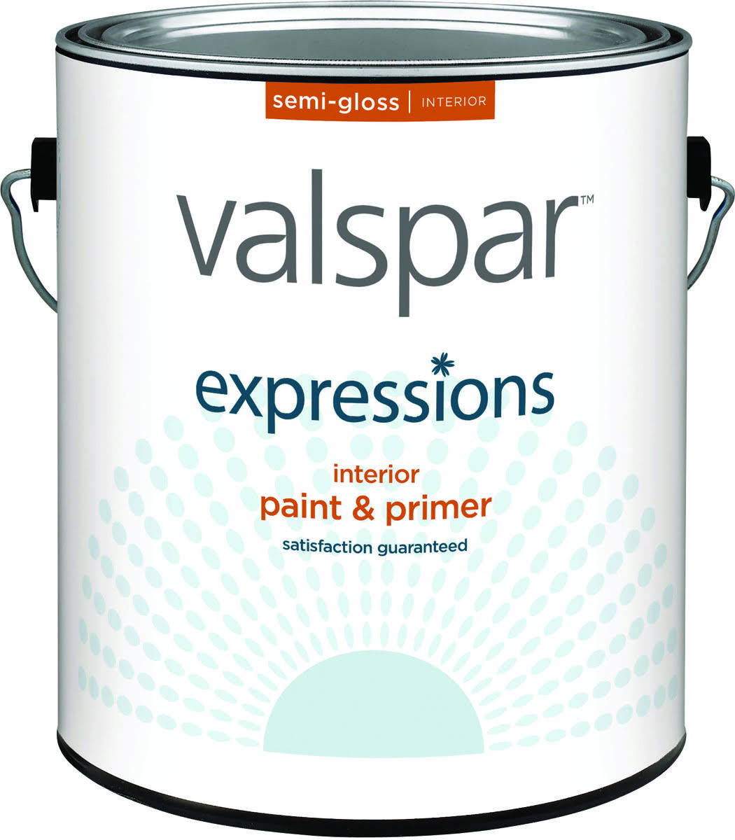 Valspar Expressions 17063 Latex Paint 1 Gal Tint Base
