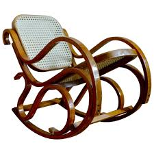 Vintage Bentwood Child's Rocking Chair, Circa 1940s For Sale At 1stdibs Vintage Thonetstyle Bentwood Cane Rocking Chair Chairish Thonet A Childs With Back And Old Trade Me Past Projects Rjh Collection Outdoor Chairs Cracker Barrel Country Hickory For Sale Victorian Walnut Ladys At 1stdibs Antique Wooden With Wicker Seats Thing Early 1900s Maple Lincoln Rocker Pair French Provincial Accent Peacock Lounge Good In White